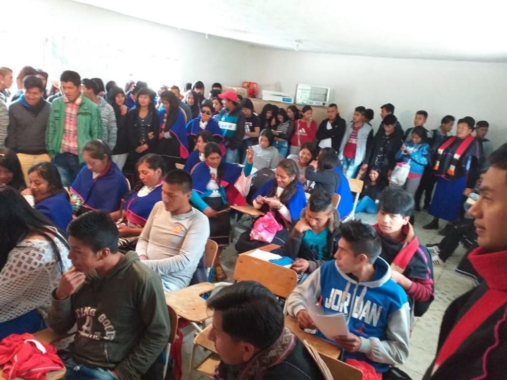 Colombia: En Defensa de la Educación Pública Para La Vida de los Pueblos