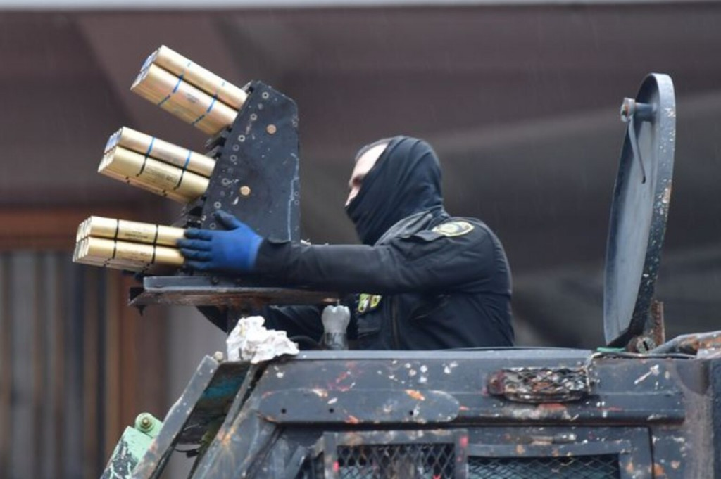 Colombia: Iván Duque usa nueva arma y tecnología para reprimir las protestas