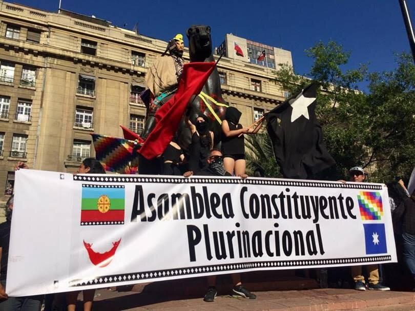 Derrota de la derecha chilena en elección constituyente