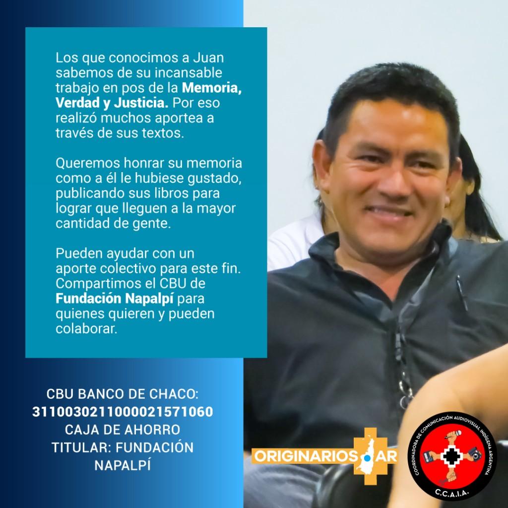 Campaña: publicaremos tus libros Juan Chico