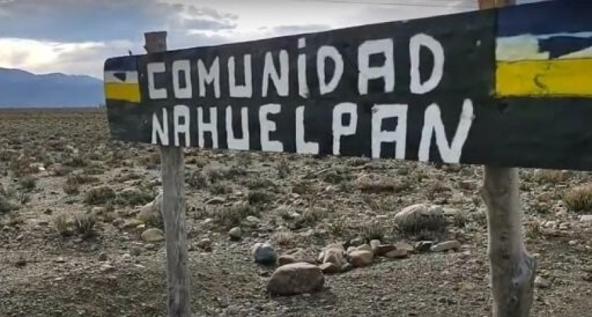 Esquel: Empresaria cerró camino de la comunidad Nahuelpan y el juez los criminaliza