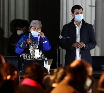 Chile: Histórica primer jornada de la convención constituyente
