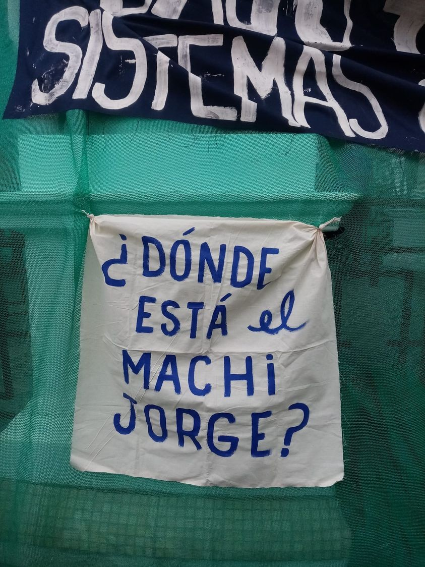 Chile. Denuncian desaparición de joven machi de 16 años
