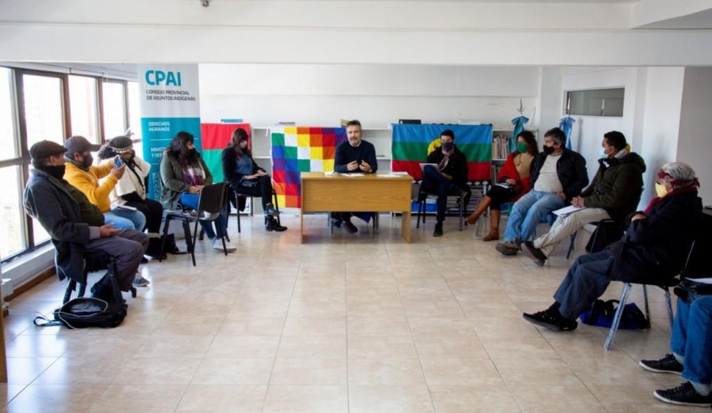 Asamblea del Consejo Indígena de la Provincia de Buenos Aires