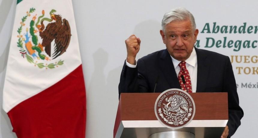 México: López Obrador pide perdón por la