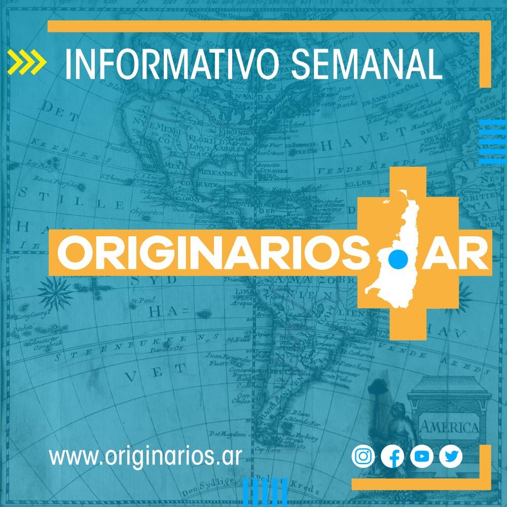 Informativo Originarios.AR
