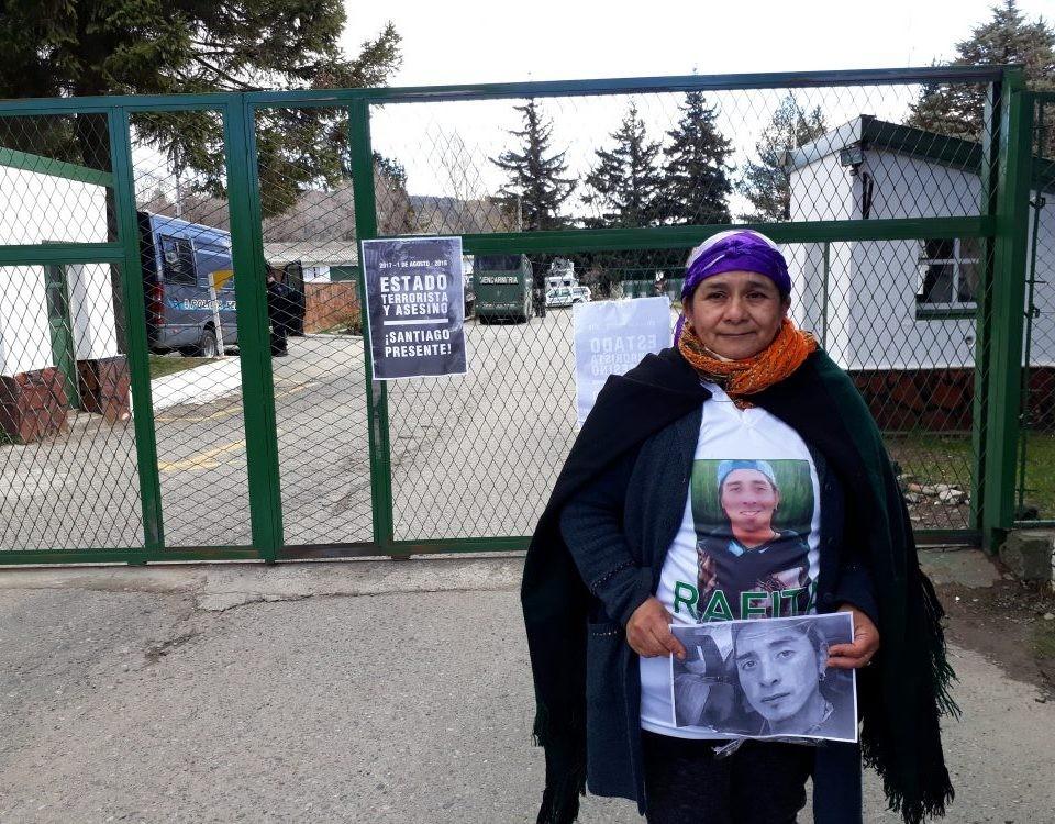 Bariloche: La Justicia Federal absolvió en juicio a la referente mapuche María Nahuel
